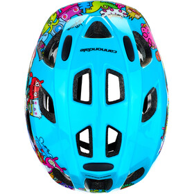 Cannondale Burgerman Colab Casque Enfant, teal